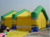 Коммерчески раздувной шатер для вне малышей двери рекламируя продукты (B096)