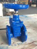 Soupape à vanne Non-En hausse de la tige F4 du fer DIN3352 malléable (Z45X-16Q)