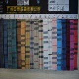 袋の靴(HS-F1687)のための古典的なバーバリーの格子縞の総合的な革