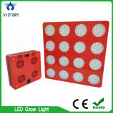 높은 Power Greenhouse 864W LED Grow Supplementary Lighting Lights