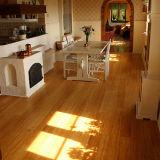 منزل يفحّم أثر قديم صلبة [سترندووفن] أرضية خيزرانيّ