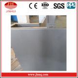 Почищенное щеткой алюминиевое плакирование PVDF панели покрыло для сбывания