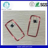 Smart card transparente, cartão sem contato de RFID