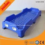 学校家具は最もよい価格のプラスチック折畳み式ベッドのベッドをからかう