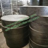 Rodamiento de goma del puente exportado a Nigeria