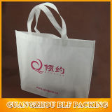 LogoのカスタムRed Reusable Shopping Bags