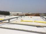 Feuille de imperméabilisation de PVC utilisée comme matériau de construction de fabrication