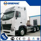 camion de tracteur de 460HP Faw J6 6X4