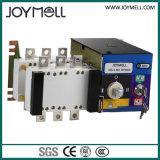 Generatorsystem-automatische Übertragung 3p 4p 100A verdoppeln Netzschalter