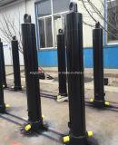 Cilindro hidráulico gradual para la máquina de la construcción