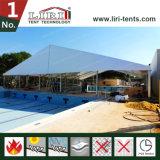 Tente de plein air pour la couverture de piscine en polygone à vendre