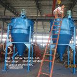 Separador de borracha elevado da fibra da eficiência (NYLON) no pneu Waste que recicl a linha/linha de borracha da migalha