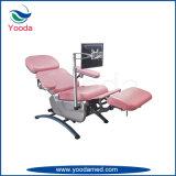 2つのモーター病院の血のコレクションの椅子