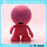 무지개 LED 우주 외국인 Bluetooth 스피커 (ZYF3086)