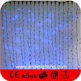 Luzes da cortina do diodo emissor de luz da cachoeira para decorações do Natal