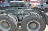 Sinotruk HOWO A7 420HP Schlussteil-Kopf-Schleppseil-LKW des Traktor-LKW-6X4