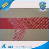 Il trasferimento totale 25 micron Anti-Altera il nastro di vuoto di obbligazione della prova