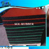 &#160 Slittare-Resistente; Pavimentazione di gomma esterna