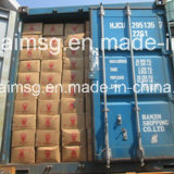Очищенность поставкы фабрики низкая 50-99% Salted Msg, мононатриевый глутамат 8-100mesh