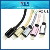 Кабель данным по Pin освещения 8 плоского кабеля USB Micro магнитный для iPhone