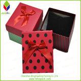 De charmante hart-Vorm Doos van de Druk van de Gift Verpakkende