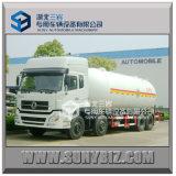 camion di autocisterna di 30000-35000L 8X4 Dongfeng Kingland Rhd GPL