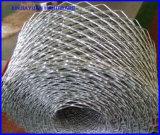 Galvanisiertes Ziegelstein-Verstärkungsring-Ineinander greifen/Binder-Latte mit Loch-Größe 10X25mm