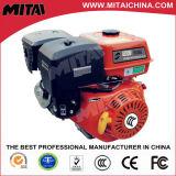 Motor de gasolina eléctrico del sistema que comienza del Solo-Cilindro 420cc primer