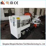 Torno convencional manual para girar 8 toneladas que moldam os cilindros (CW61160)