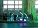 높은 광도 효력 투명한 유리 발광 다이오드 표시 6000nits