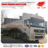 De Semi Aanhangwagen van uitstekende kwaliteit van de Tanker voor het Brandbare Laden van Vloeistoffen