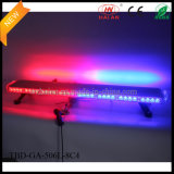 Rouge et Blue DEL Aluminum Lightbar pour Safety Warning