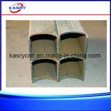 높은 정밀도 직사각형 관과 채널 단면도 전능한 생산 라인