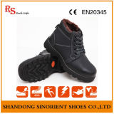 Химически упорные ботинки безопасности зимы для рабочего класса