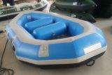Fluss-Floss-Boot für Erholung