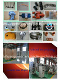 gerador elétrico ou Genset da potência do motor de gás natural de Biogass de GNL de 100kw CNG
