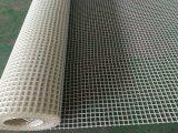 Стеклоткань Geogrid с покрытием полимера PVC