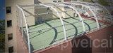 Alambre de acero inoxidable Sistemas de cuerda de malla