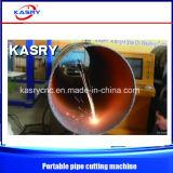 De draagbare CNC van de Pijp van de Grote Diameter Machine van de Snijder van de Groef van het Lassen van het Plasma
