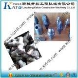 Karbid-Gewehrkugeltrencher-Zähne des Hardrock-Bkh47