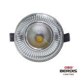 lampada classica di colori LED del ritaglio quattro di 7W 80mm giù