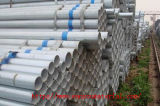Q235 Ondergedompeld Heet Gegalvaniseerd om de Pijpen van het Staal voor Chemische Industrie