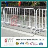 Cerca provisória revestida provisória da construção Fence/PVC/painel provisório da cerca