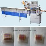Servobewegungssteuerautomatische Flaschenkapsel-Fluss-Verpackungs-Maschine