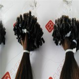 Micro capelli pre legati brasiliani dell'anello dei capelli umani