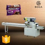 Equipamento de empacotamento automático da máquina de embalagem da barra do cereal da barra de energia da barra da proteína