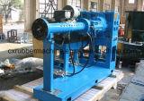 Qualitäts-Kälte, die Doppelschrauben-Silikon-Gummi-Extruder-Maschine/Verdrängung-Maschine führt