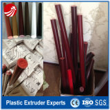 Ligne d'extrusion de balustrades de PVC de polymère d'ouragan