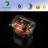 Erdbeere-Blaubeere-Gebrauch-preiswerte Nahrungsmittelgrad-Frucht-Plastikblasen-verpackenmaschinenhälfte