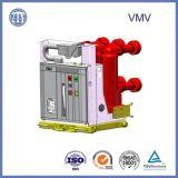 실내 중간 전압 7.2kv -2500A Vmv 진공 회로 차단기